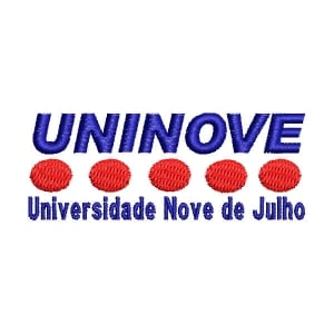 Matriz de Bordado uninove