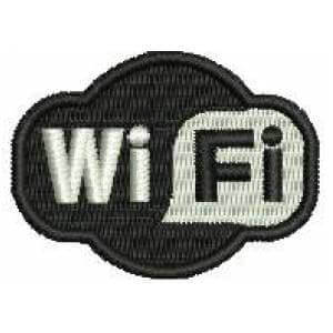 Matriz de bordado wifi