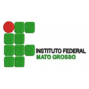 Matriz de Bordado Instituto Federal Mato Grosso