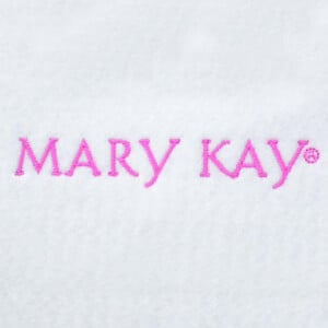 Matriz de bordado logo mary kay
