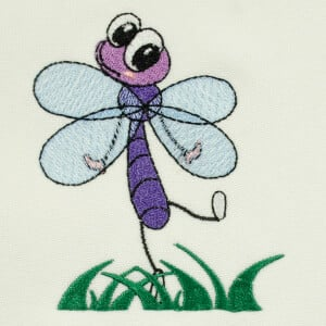Bug Embroidery Design
