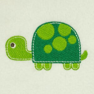 Animals Embroidery Design