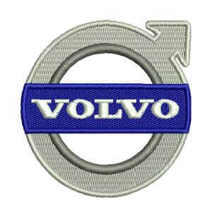 Matriz de bordado Volvo 02