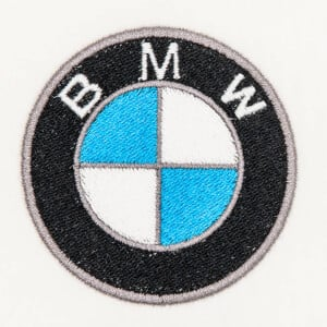 Matriz de bordado Bmw