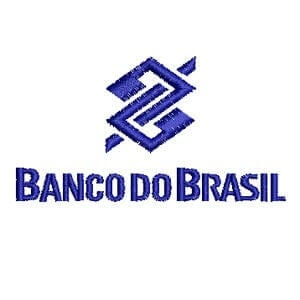 Matriz de bordado Banco do Brasil 02
