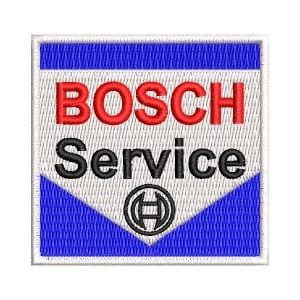 Matriz de bordado Bosch