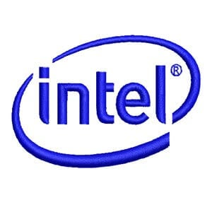 Matriz de bordado Intel