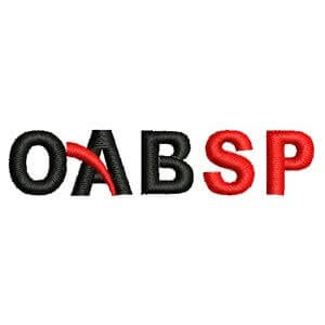 Matriz de bordado OABSP