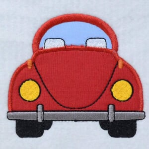 Fusca (Aplique) Embroidery Design