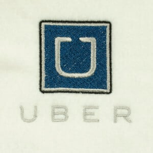 Matriz de bordado uber 1