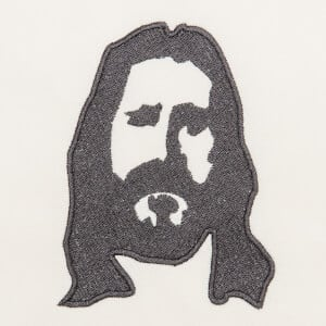 Jesus Embroidery Design