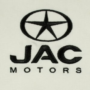 Matriz de bordado jac motors 1
