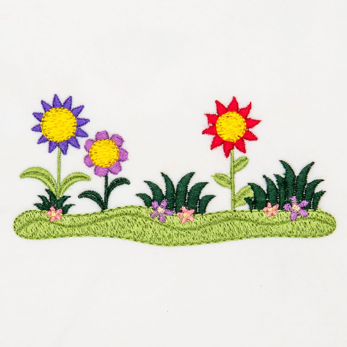 Flowers Embroidery Design 7 Sizes 8 00 At E Embroidery