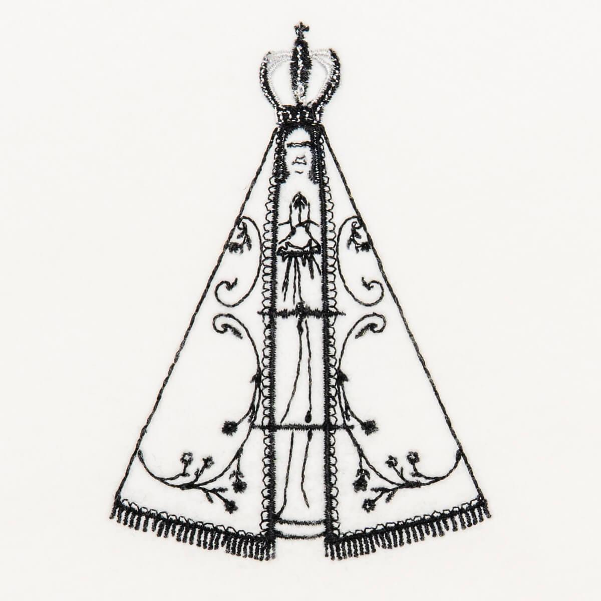 Matriz de bordado Nossa Senhora Aparecida 03
