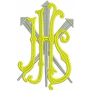 Matriz de bordado JHS 3