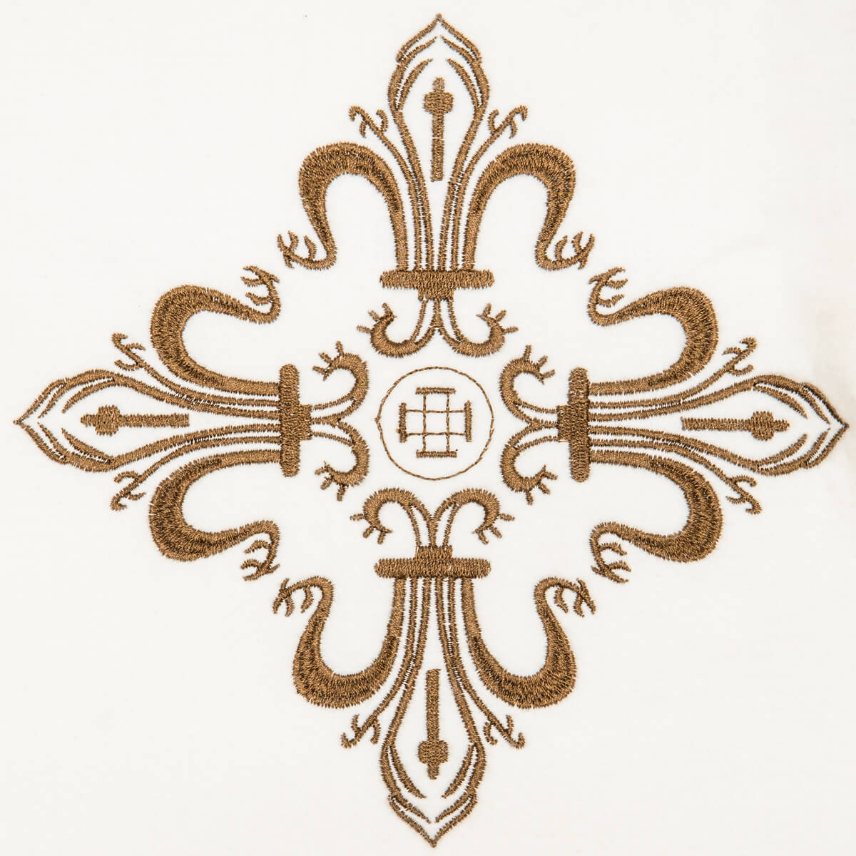 Matriz de bordado Cruz Real