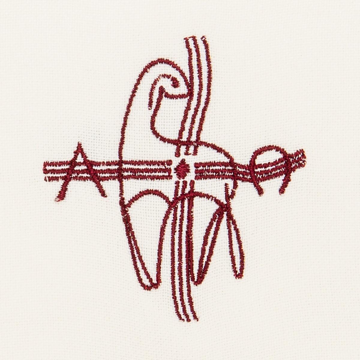 Matriz de bordado cordeiro