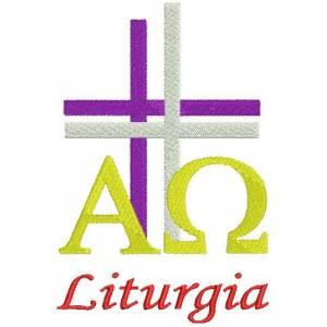 Matriz de bordado Liturgia