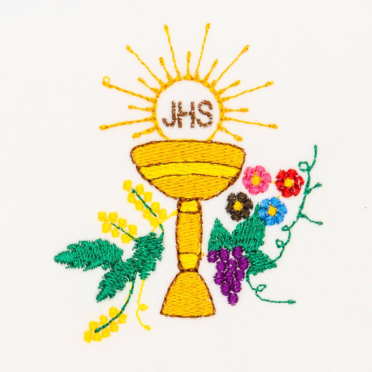 Matriz de bordado JHS 02