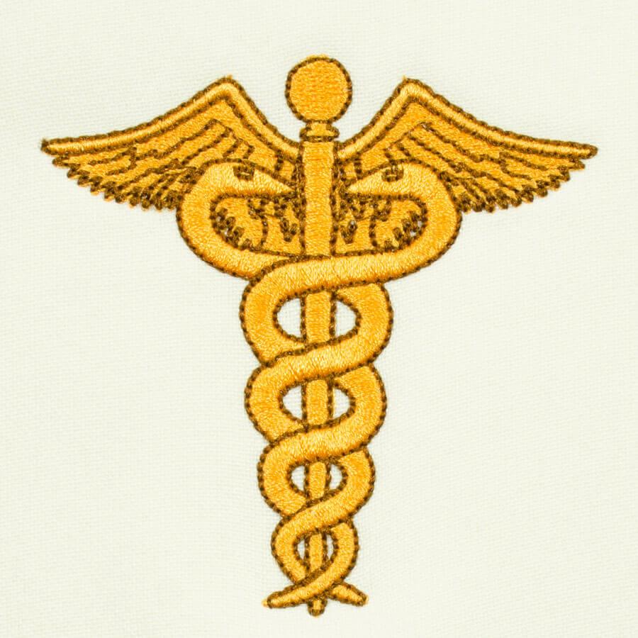 Matriz de bordado Medicina 3