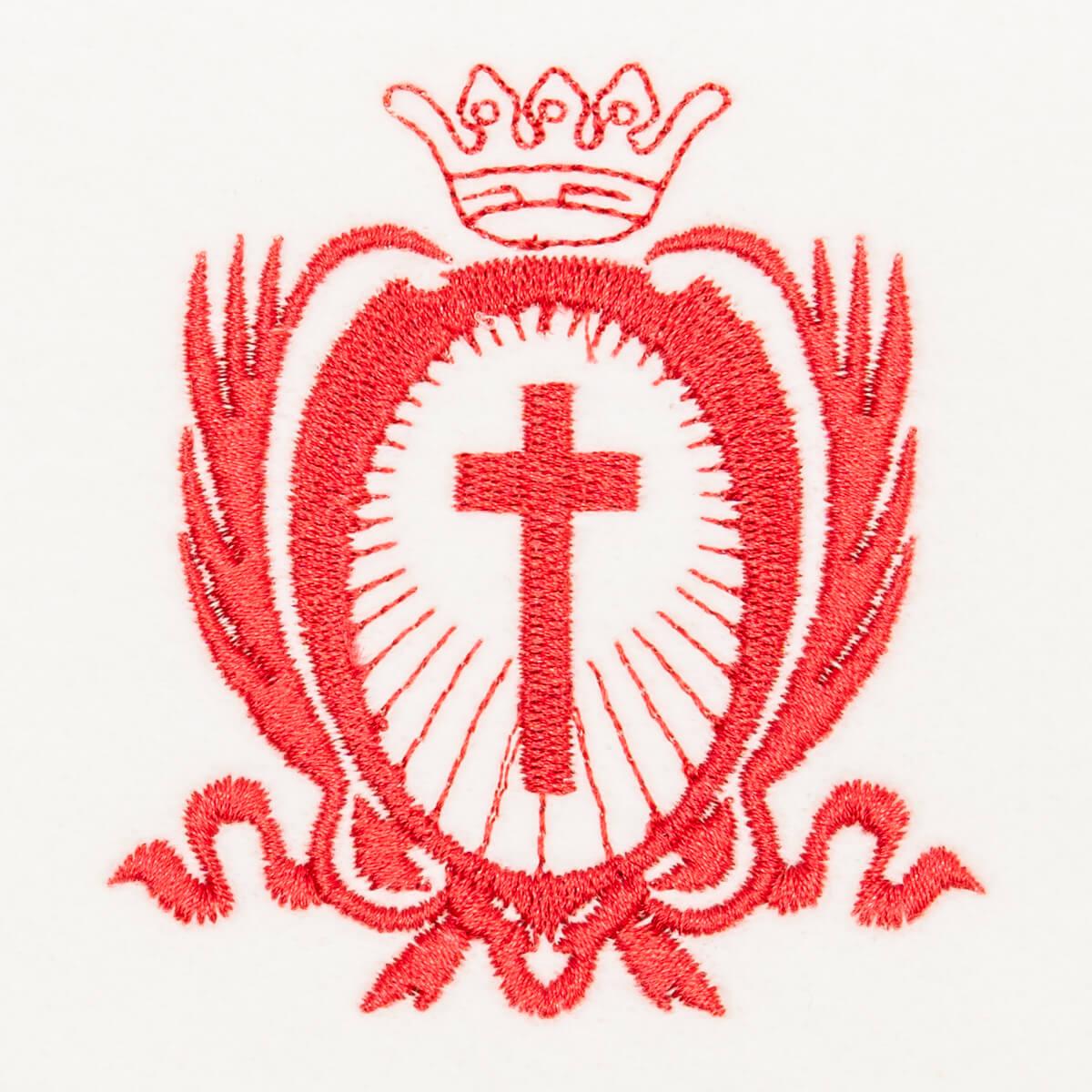 Matriz de bordado Símbolo Religioso 3