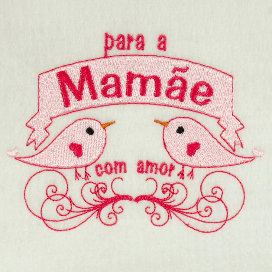 Matriz de bordado Dia das Mães 33