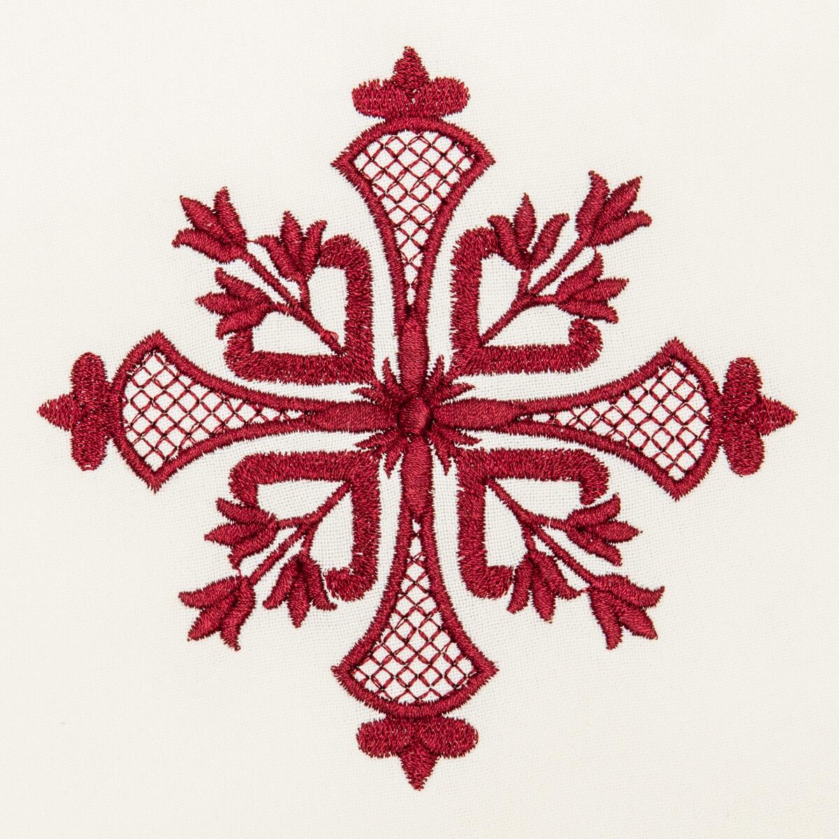 Matriz de bordado Cruz Mistica