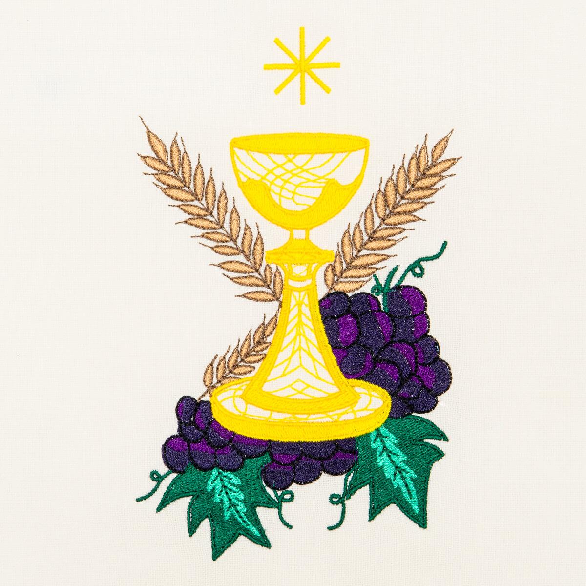 Matriz de bordado Sagrado Cálice